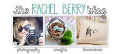 The Rachel Berry Blog