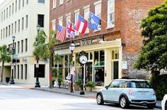 Downtown Historic Charleston King Street