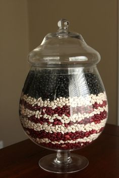 July 4th apothecary jar.
