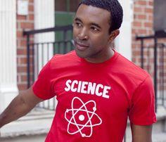 Men's Science Tee :)