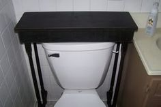 OVER-THE-TOILET STAND
