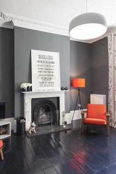 Real Home in Hackney - Living Room Design Ideas & Pictures (houseandgarden.co.uk)