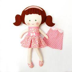 Custom order for Mandy Conly by SquishyBee (pattern by DollsAndDaydreams)