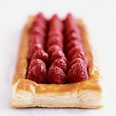 Fresh #Raspberry #Tart