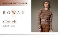 Couch Sweater in Rowan Colourspun