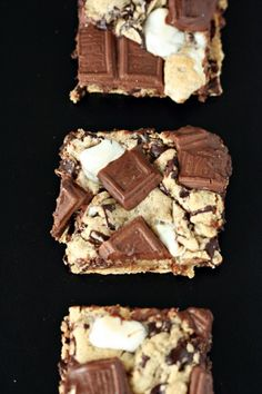S'mores CookieBars