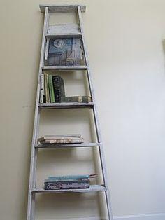 Repurposed ladder