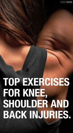 Try out these injury friendly exercises!