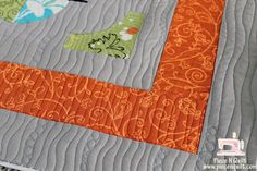 Sewing for Sanity: DRUNKARDS PATH CHRYSALIS QUILT for THE BQF