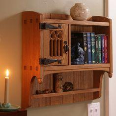 """Hobbit"" cabinet...FWW blogs"