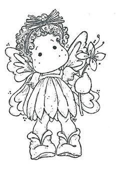 fairy tilda...  #printable #pictures #cute