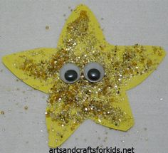 Starfish Crafts | Craft ideas | Easy crafts ideas for kids – Craft projects