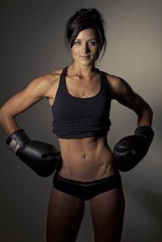 True beauty is a women's strength.