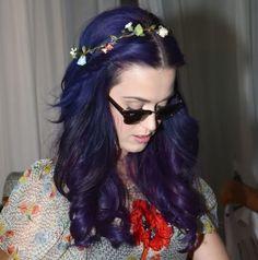 Katy Perry Flower Crown