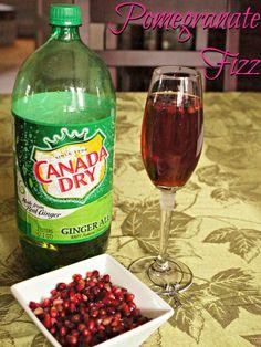 Pomegranate fizz #mi