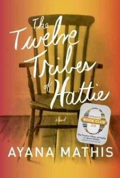 The twelve tribes of Hattie by Ayana Mathis.  Click the cover image to check out or request the Douglass Branch bestsellers and classics kindle.