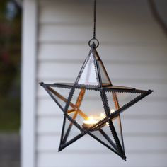 Hanging Star Candle Holder  available @ Cox & Cox