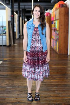office style summer prints