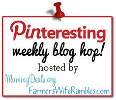 Lots of recipes and Pinterest recipes! Want to find new pin friends and reach more people on Pinterest? Pinteresting Weekly Blog Hop #11