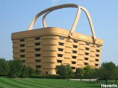 ohio, longaberg basket, buildings, baskets, basket compani, basket build, giant basket