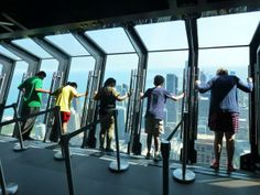 1,000 feet above Chicago's city streets? Sure. Writer Kit checks out the new Tilt at 360 Chicago: http://www.midwestliving.com/blog/travel/1000-feet-up-chicagos-new-tilt/