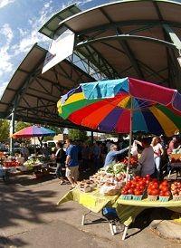 Historic Overland Park... Farmers Market, Concerts & More