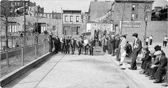 A Brief History of Bocce in Brooklyn | Brooklyn Magazine histori, bocc daltri, balls, bocc ball, parks, bocc meant, brooklyn magazin, ball photo, 1950s bocc