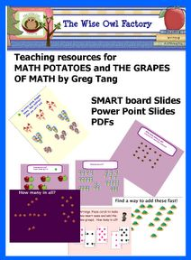 Classroom Freebies: FREE Resources for Teaching Math with 2 Greg Tang Books
