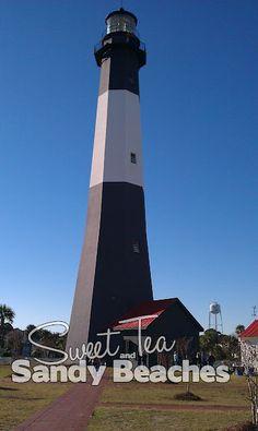 Tybee Island, GA Lighthouse