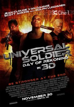 Free Online Movies: Universal Soldier Day of Reckoning (2012) | Totally Free HD DVD Movie Downloads | Video Streaming Free Online Movies
