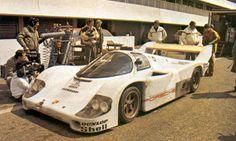 Porsche 956 Testcar 1982