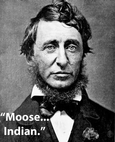 Famous Authors' Last Words: It is unknown what exactly Henry David Thoreau was referencing with his final words.