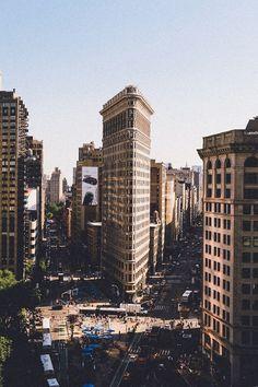 Flatiron District, New York City by: { SamAlive }