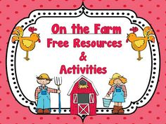 On the Farm: Free Resources and Free Activities from LMN Tree