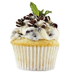 Kentucky: The Mint Chocolate Chip Cupcake
