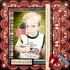 Fourth of July - Scrapbook.com