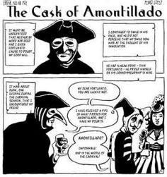 edgar allan poe the cask of amontillado essays