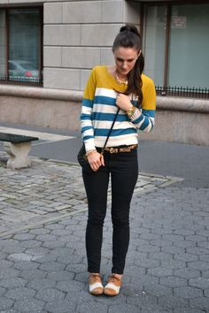 back to school outfit! @Kirsten Wehrenberg-Klee Marie  I could see you wearing this!