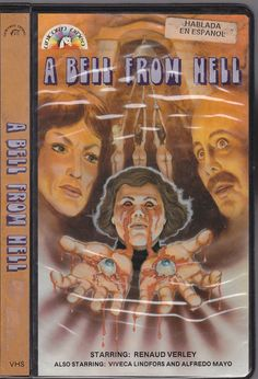 A bell from hell (1973) Thriller  ----Juan Bardem's last film since he he fell down the belltower during production