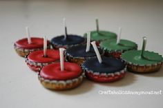 candle craft-ideas