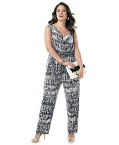 Plus Size Summer Style Survival Guide Jumpsuit Look - See All Summer Essentials - Plus Sizes - Macy's#fn=sp%3D1%26spc%3D424%26ruleId%3D25%26...