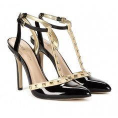 $50 Sole Society - Margie. Love these! I like these better than the original Valentino version. Less studs but still edgy enough. also come in pink :)
