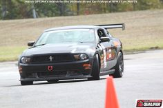 Andrew Nier won the @KNfilters Spirit of the Event invitation to the 2014 #OUSCI in his 2012 Ford Mustang GT at #DriveUSCA Pittsburgh