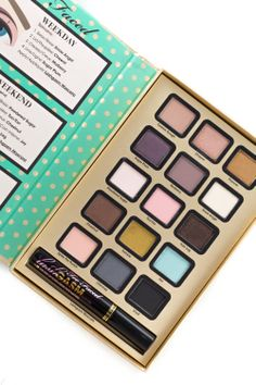 """Too Faced: """"Joy to the Girls"""" Palette Review"""