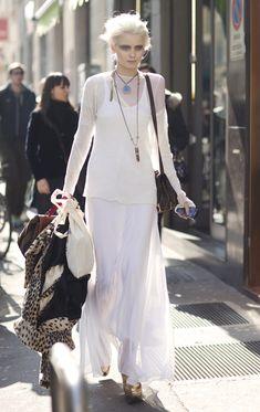 Street goddess