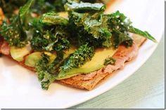 Squash Onion Bread - Raw Food Recipe