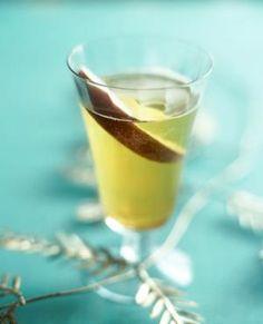 Cider Bellini Recipe
