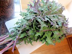 Homestead Survival: Krispy Kale Chips And Juicing Recipes