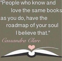 quotes to inspire, book galor, book worm, true stori, roadmap, cassandra clare quotes, new books, friend, read quot