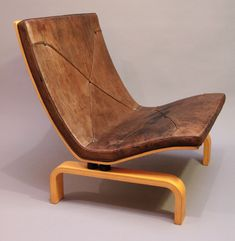 Poul Kjærholm, PK 27 Chair, 1971.